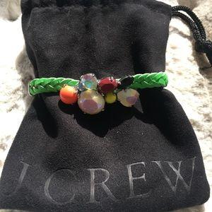J.Crew bracelet.
